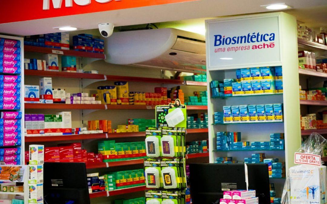 Porta comprimidos para lojistas e Drogarias