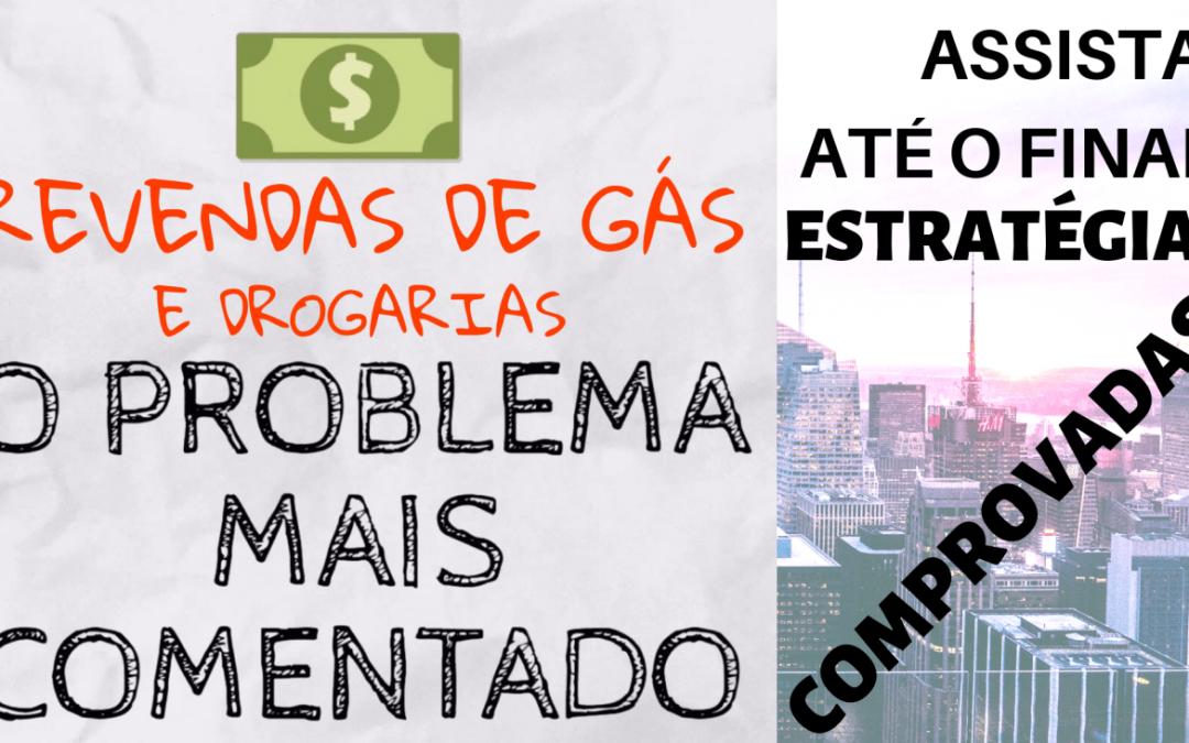 O maior problema das revendas de gás e Drogarias a distribuição dos ímãs de geladeira